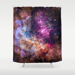 Westerlund 2 Chandra Shower Curtain