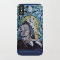 dali iPhone & iPod Cases featuring Dali  by Magdalena Almero