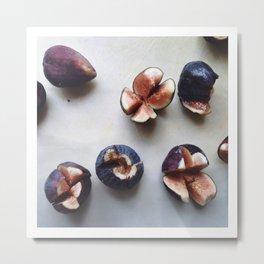 Spring Figs (2) Metal Print
