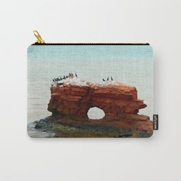 Sandstone Formation in PEI Carry-All Pouch