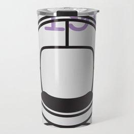 The Ball Chair Travel Mug