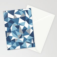 Abstraction #10 Stationery Cards