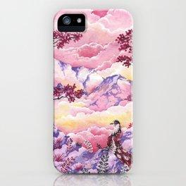 Lonely Phoenix iPhone Case