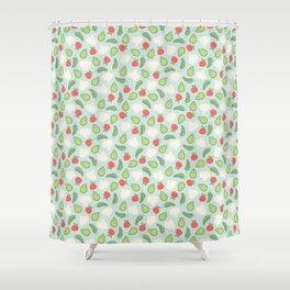 Guacamole Shower Curtain