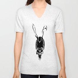 Donnie Darko Black&White Unisex V-Neck