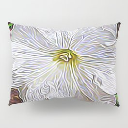 Enchanted Flower Pillow Sham