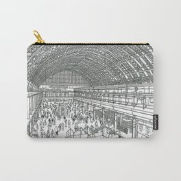 St Pancras railway station Carry-All Pouch