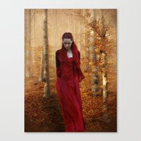 gothic Canvas Prints featuring Gothic by Best Light Images
