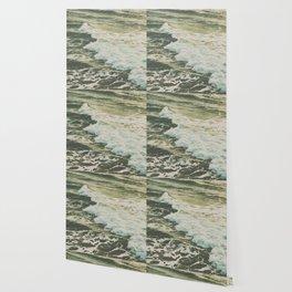 Marble Ocean Crush Wallpaper