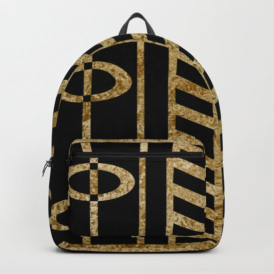 Art deco design II Backpack