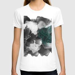 Splash of Teal T-shirt