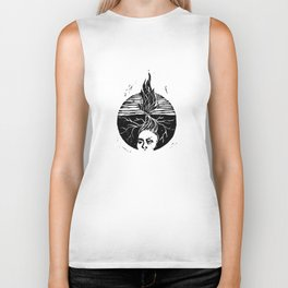 Child of the Earth Biker Tank