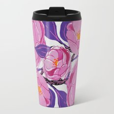 Flower study Travel Mug