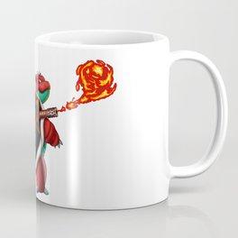 Blastoise Fire Type Coffee Mug