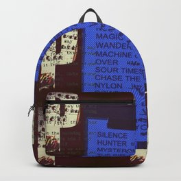Portishead Roads Backpack