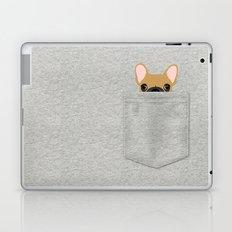 Pocket French Bulldog - Fawn Laptop & iPad Skin
