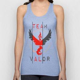 Team VALOR Unisex Tank Top