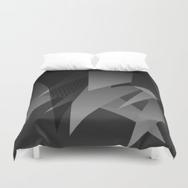 A Busy Mind Duvet Cover
