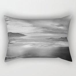 Clouds Over Utah Rectangular Pillow
