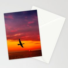Fly to paradise  Stationery Cards