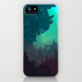 Junkyard iPhone Case