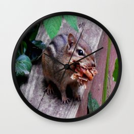 That's a mouthful! Wall Clock