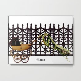 Mama Metal Print