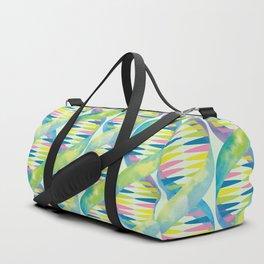 Unicorn DNA / Light Green Duffle Bag