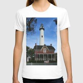 ST. SIMONS LIGHTHOUSE - Golden Isles T-shirt