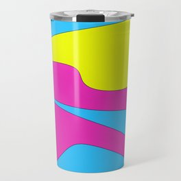 Colors in Sound Neon Travel Mug