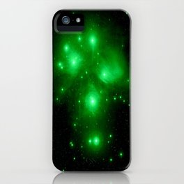Galaxy : Pleiades  iPhone Case