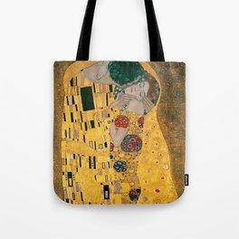 "Gustav Klimt, "" The Kiss "" Tote Bag"