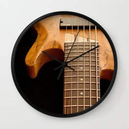 Music is a Moral Law Wall Clock