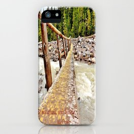 Be Not Afraid Only Believe iPhone Case