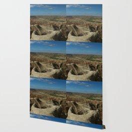 Amazing Badlands Overview Wallpaper