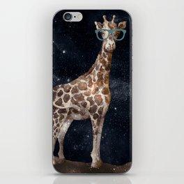 After Hours Giraffe iPhone Skin