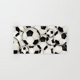Dirty Balls - footballs Hand & Bath Towel