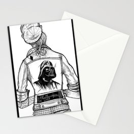 Roth-Vader City Rockers Stationery Cards