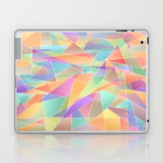 The Geometric Glass Shatter Laptop & iPad Skin