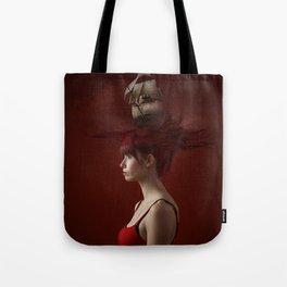 Sailing - Red Tote Bag
