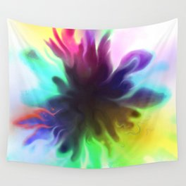 splatty Wall Tapestry