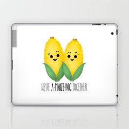 We're A-Maize-ing Together! Laptop & iPad Skin