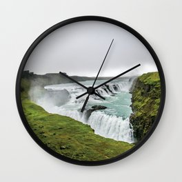 I Spy Iceland Wall Clock