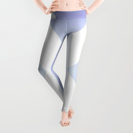 flag of scotland - with color gradient Leggings
