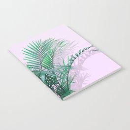 Palms on Musk Notebook