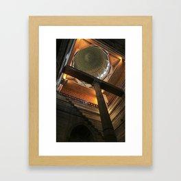 The Nilometer  Framed Art Print