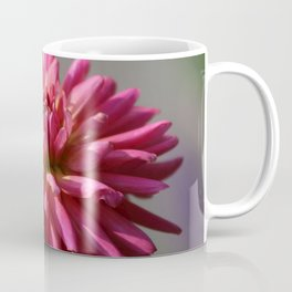 Colorful Dahlia Flower Bloom Coffee Mug