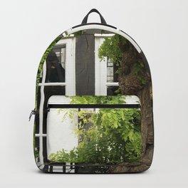 Forever green - Bremen Schnoorviertel Backpack