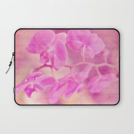 Scripted Orchid Laptop Sleeve