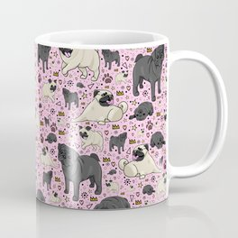 I Love Pugs! Coffee Mug